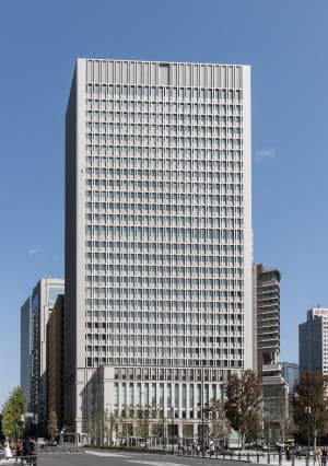 Sediul Hitachi Japonia