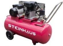 Compresor aer 100 litri Steinhaus PRO-COM100