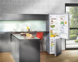 Liebherr CNel 4813 combina frigorifica in bucatarie