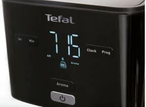 Cafetiera TEFAL Smartn Light CM600810 display digital
