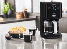 Cafetiera TEFAL Smart'n Light CM600810 poza