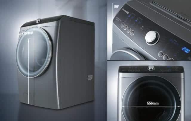 Masina de spalat rufe Daewoo