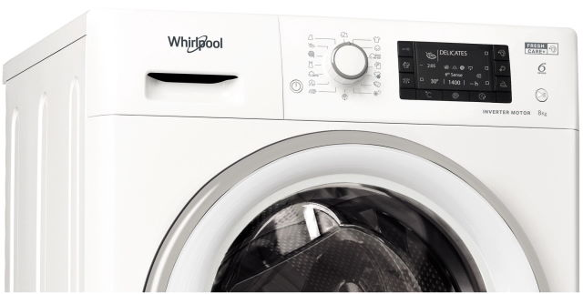 Whirlpool FWSD81283SVEEN panou digital