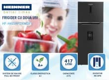 Heinner HF-H415NFDXWDF frigider