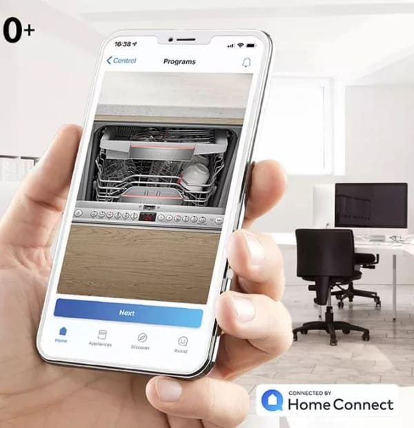 Home Connect aplicatie