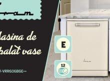 Masina de spalat vase Fram FDW-VRR606BGE++