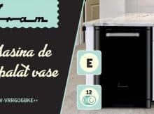 Masina de spalat vase Fram FDW-VRR606BKE++