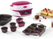 Tefal Cake Factory Delices KD810112